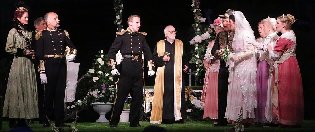 Much Ado About Nothing Richmond Shakespeare Society