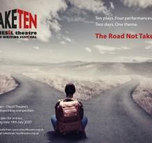 2020 TakeTen Chesil Theatre New Writing Festival launch
