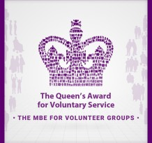 Queen's Award for Voluntary Service 2020