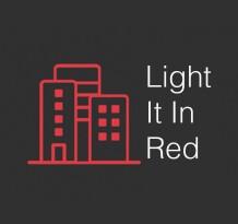 Light It In Red Logo