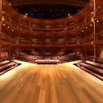 Swan Theatre, RSC by Sewart Hemley RSC