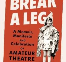Break A Leg book cover